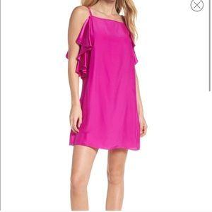 Lilly Pulitzer fushia Kara dress XS